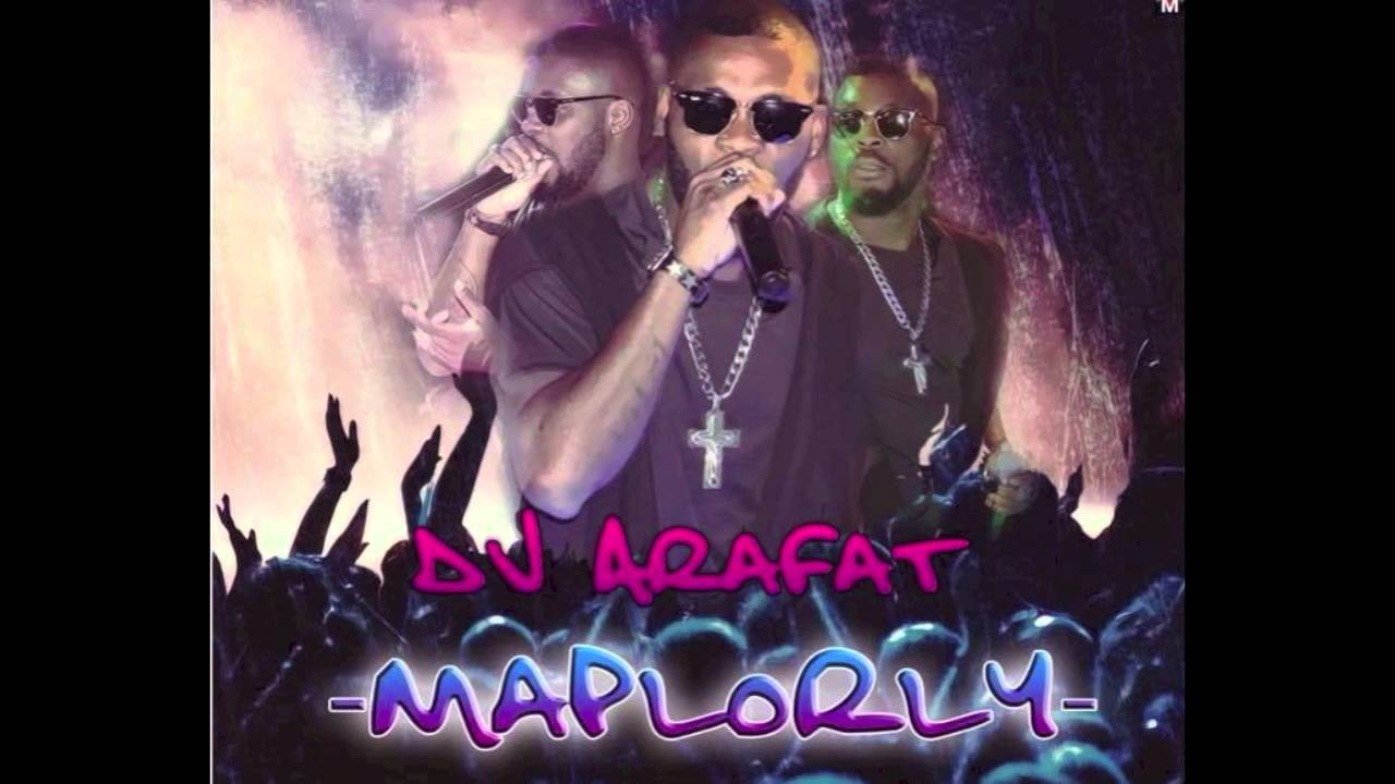 DJ ARAFAT - MAPLORLY