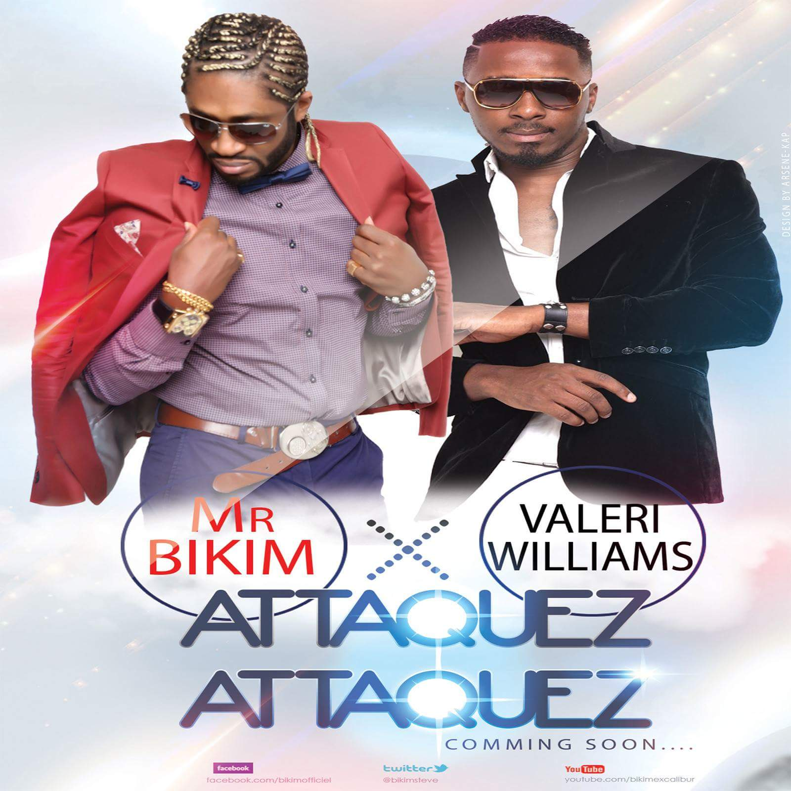 Mr BIKIM FEAT VALERI WILLIAMS - ATTAQUEZ ATTAQUEZ