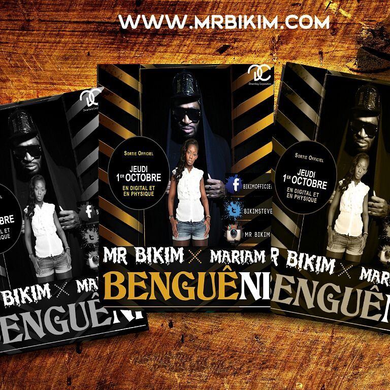 Mr BIKIM FEAT MARIAM - BENGUE NI