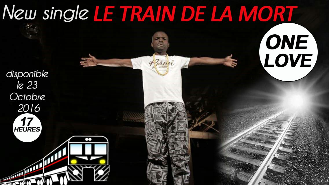 ONE LOVE FEAT RICHY DREXTER - TRAIN DE LAMORT
