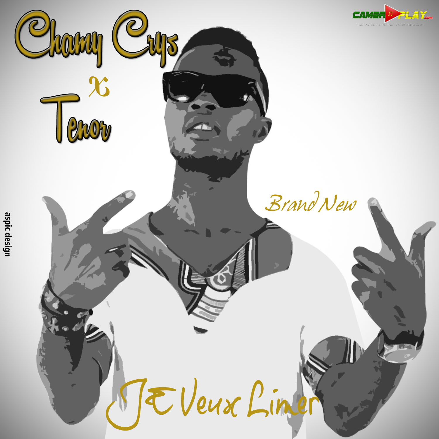 CHAMY CRYS FT TENOR - JE VEUX LIMER