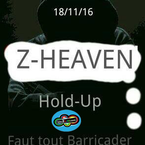 Z-HEAVEN - HOLD UP