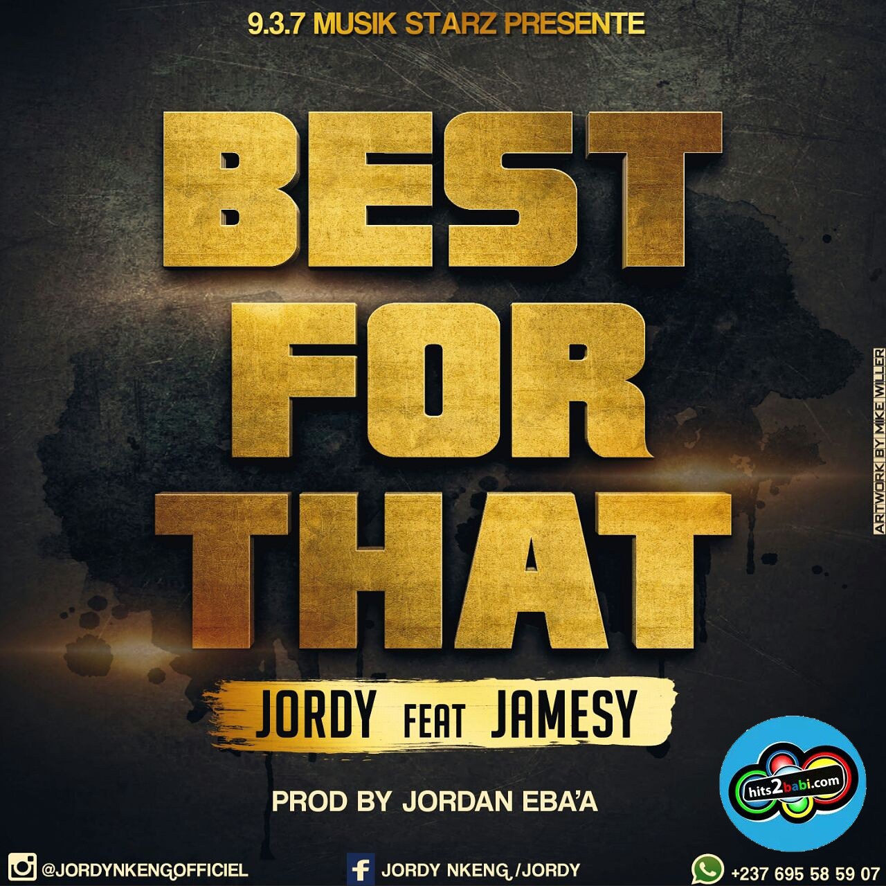 JORDY ft JAMESY - BEST FOR THAT