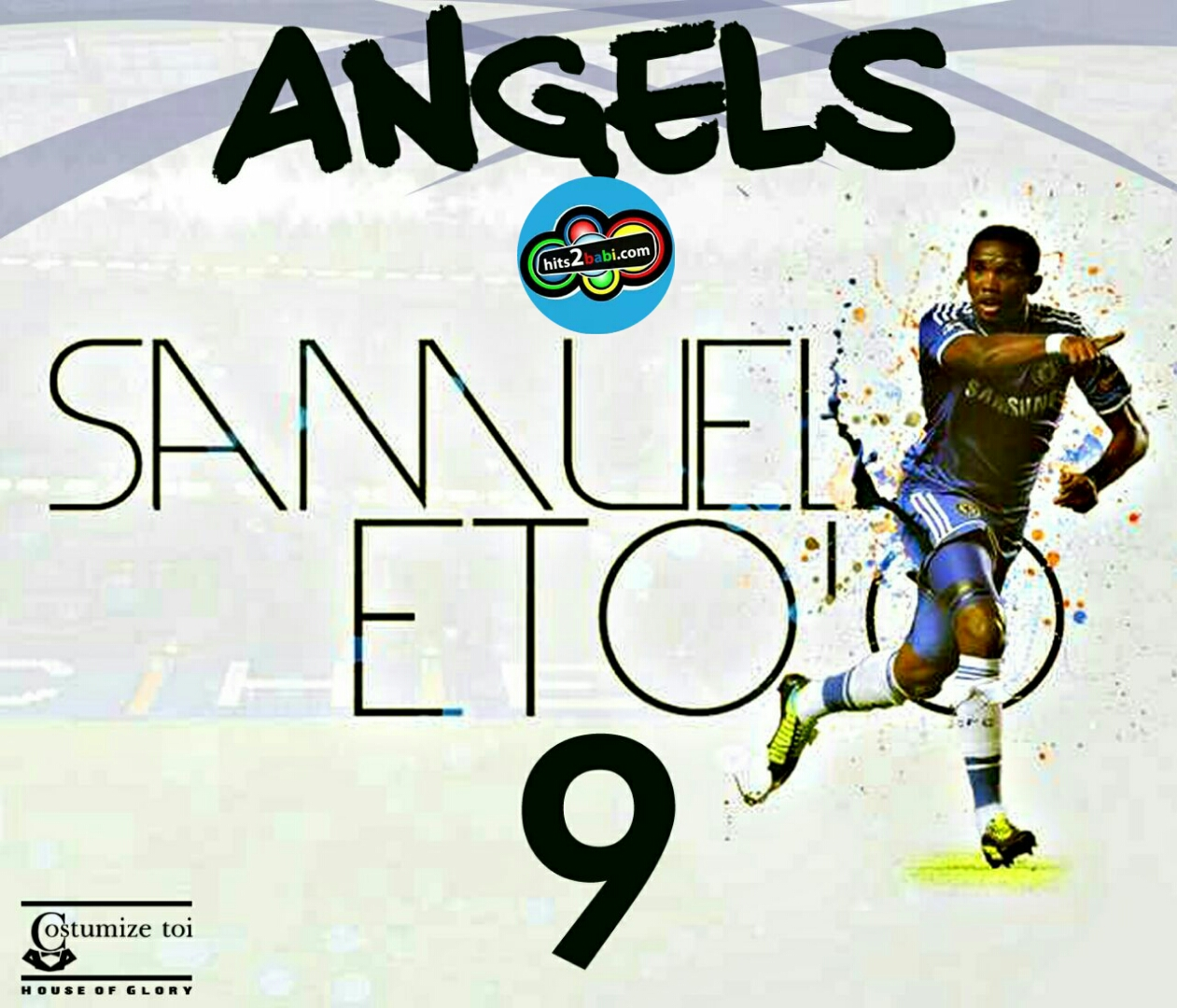 ANGELS - SAMUEL ETO'O