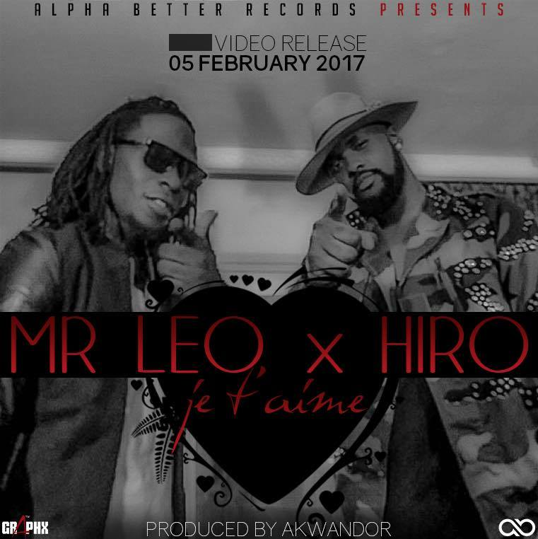 MR LEO FEAT HIRO - JE T'AIME