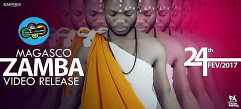 MAGASCO FT JACQUES GREG BELOBO - ZAMBA
