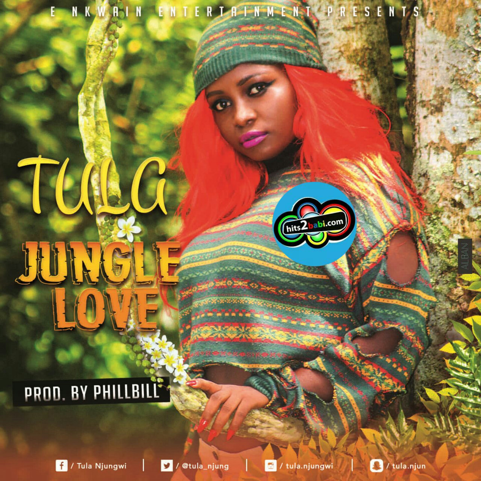 TULA - JUNGLE LOVE