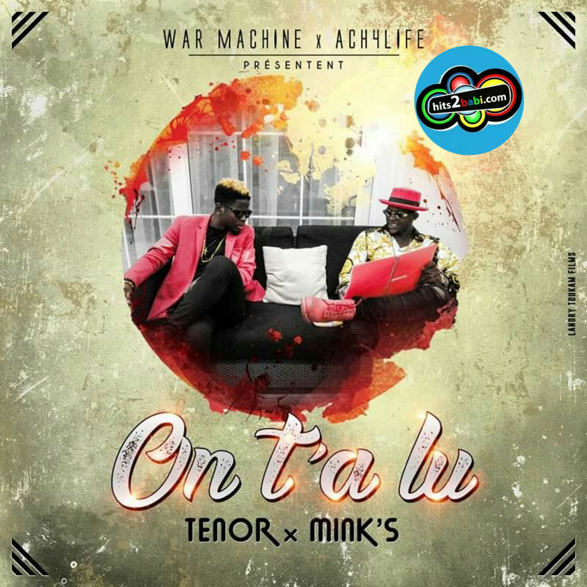 TENOR FEAT MINK'S - ON T'AS LU