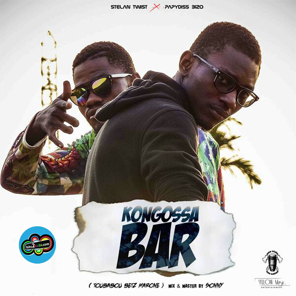 STELAN TWIST FT PAPYDISS BIZO - KONGOSSA BAR