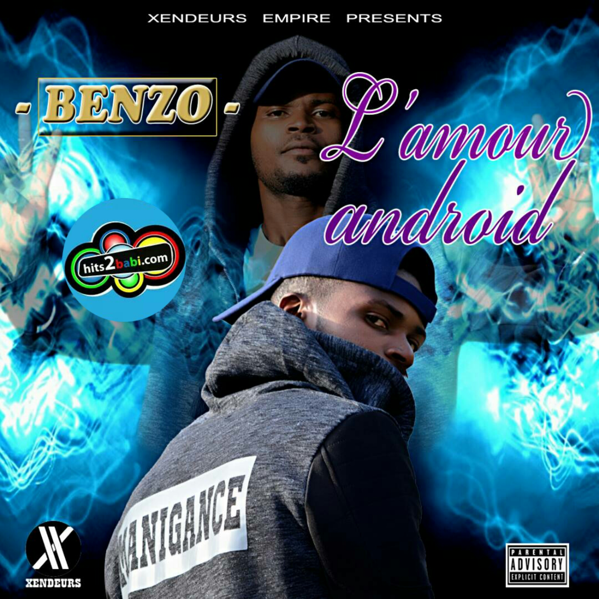 BENZO - L'AMOUR ANDROID
