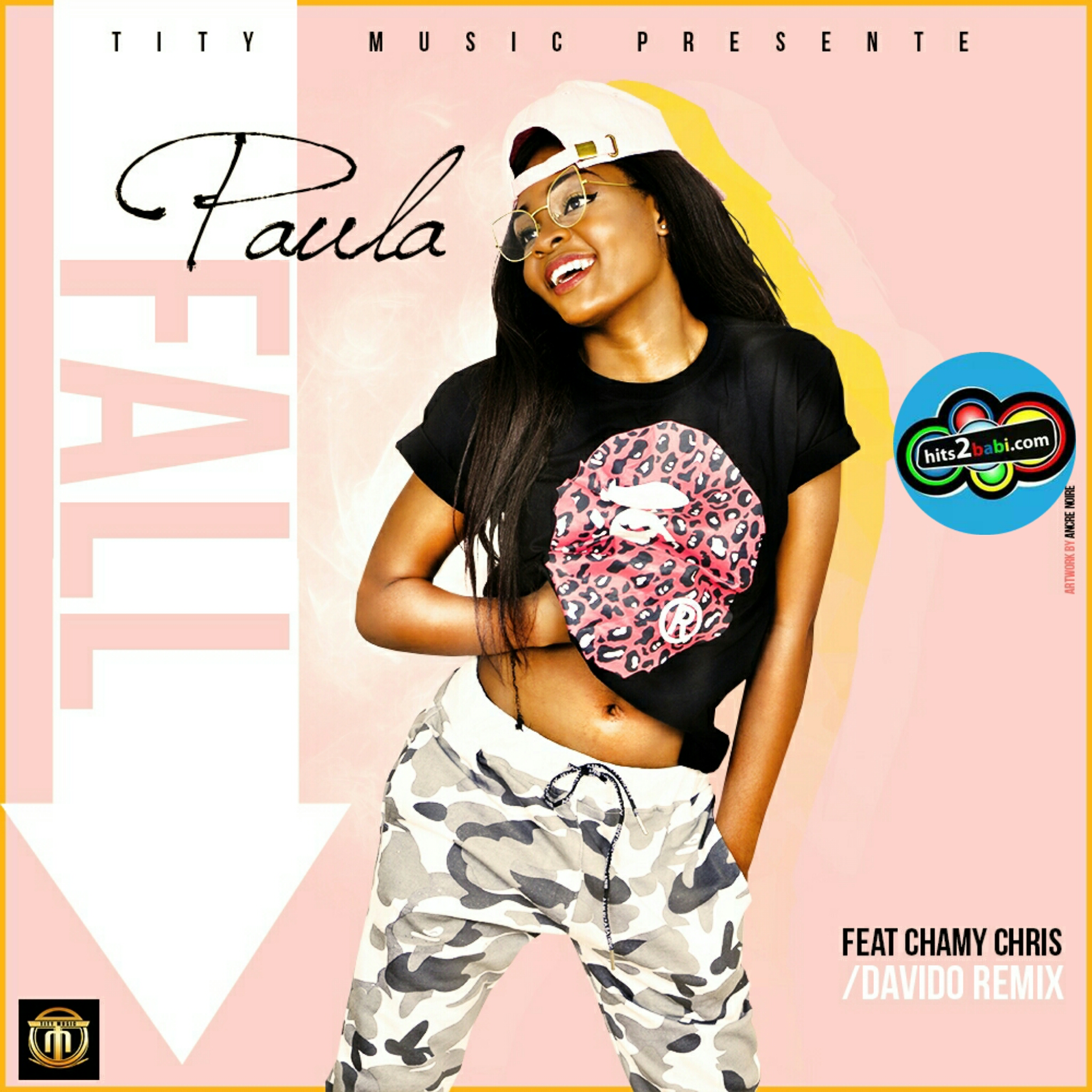 PAULA FEAT CHAMY CHRIS - FALL (DAVIDO REMIX)