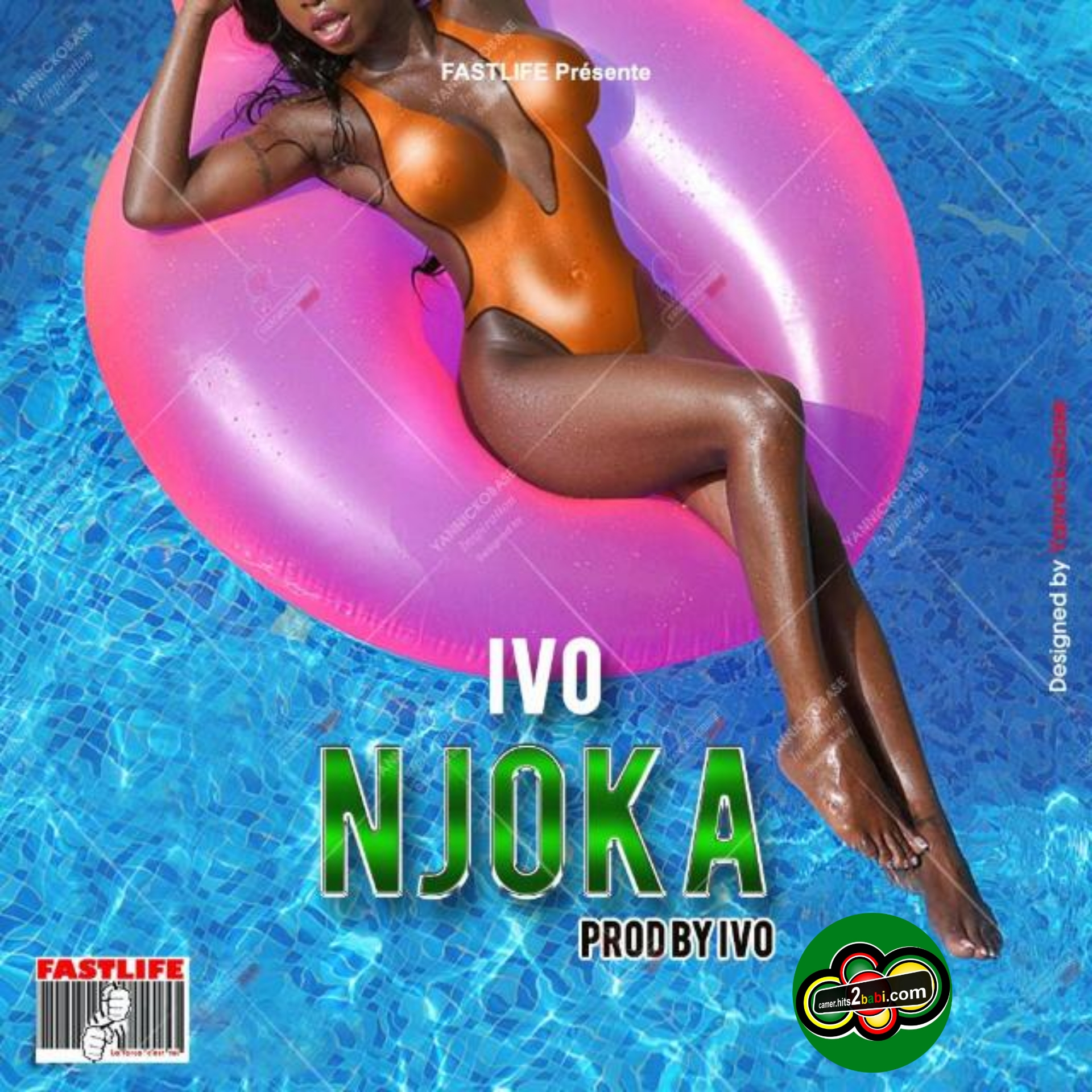 I V O - Njoka ( Prod By I V O) Audio de Fastlife Officiel