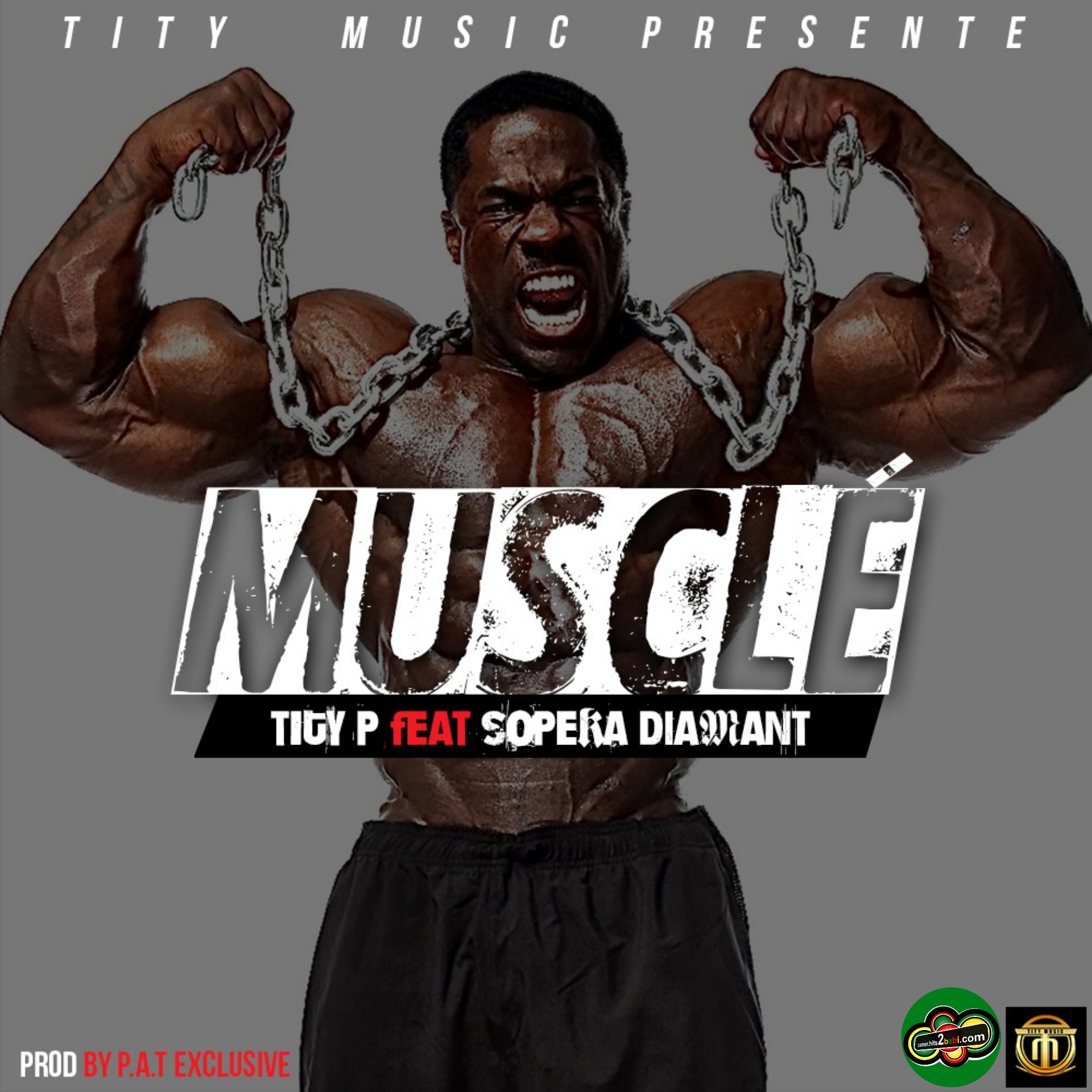 TITY P FEAT SOPEKA DIAMANT - MUSCLE