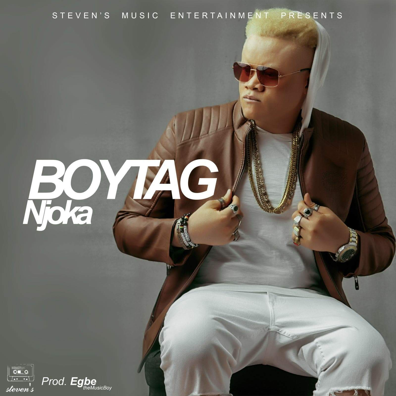 BOYTAG - NDJOKA (Official_Audio)