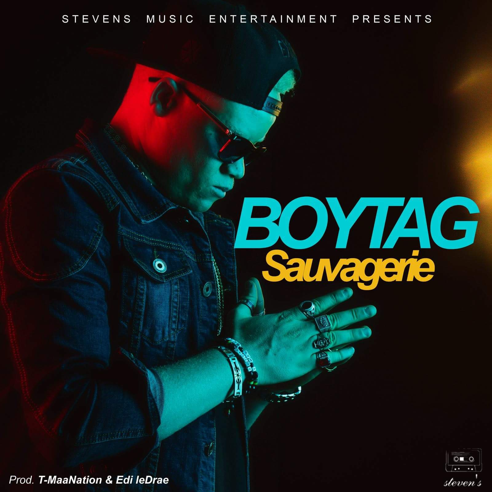 BOYTAG - SAUVAGERIE (Official_Audio)