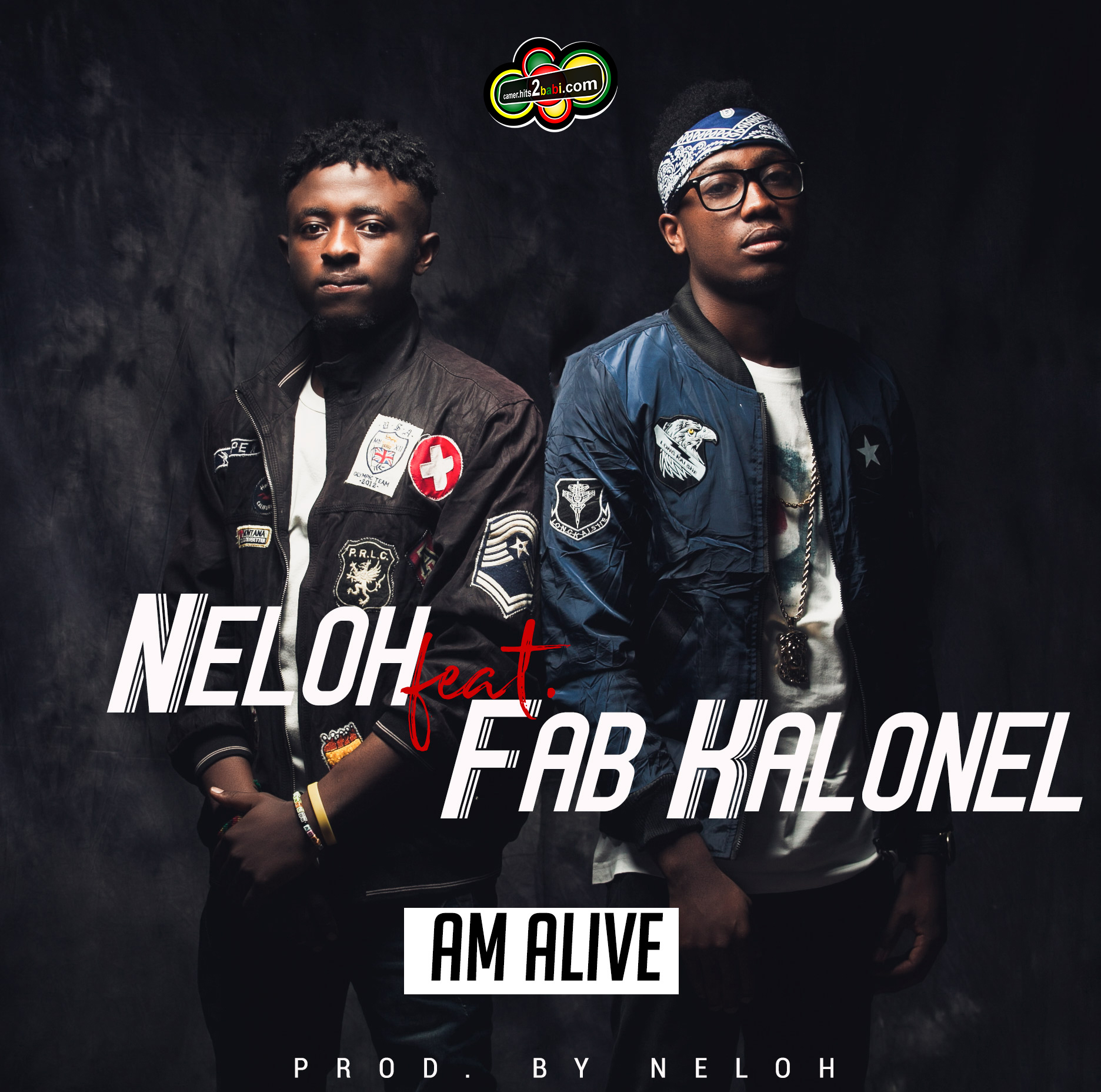 NELOH FT FAB KALONEL - AM ALIVE