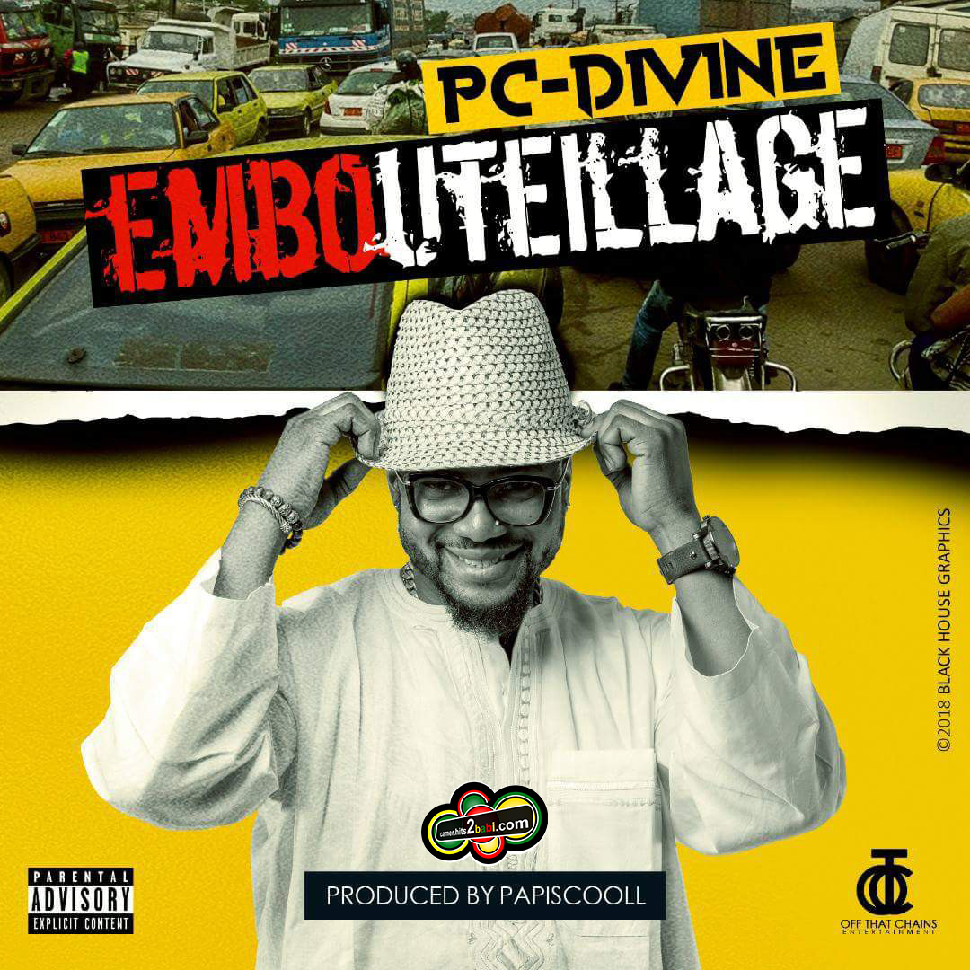 PC-DIVINE - EMBOUTEILLAGE