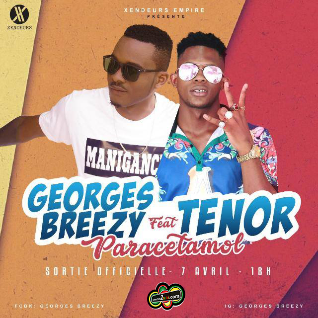 LOCKO TÉLÉCHARGER GEORGES BREEZY FT