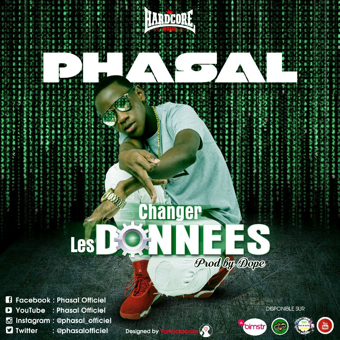 PHASAL - CHANGER LES DONNEES