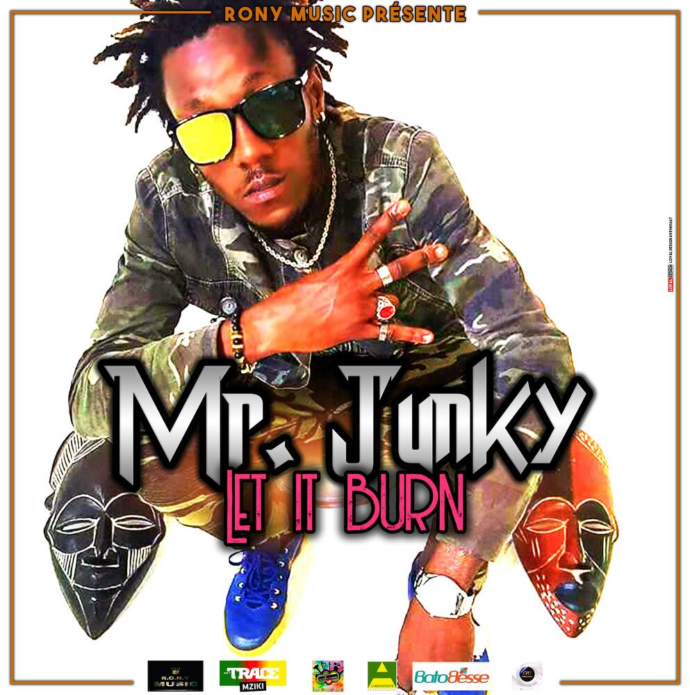 Mr.JUNKY - LET IT BURN
