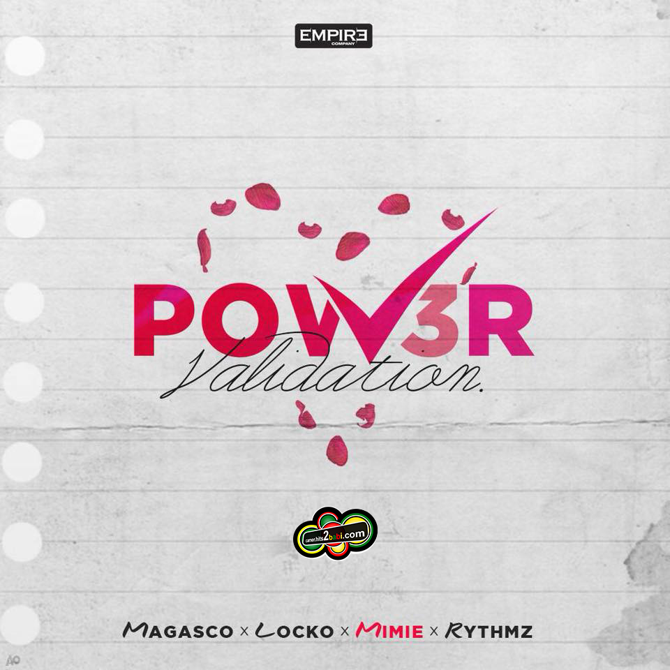 MAGASCO LOCKO MIMIE RYTHMZ (POWER) - #VALIDATION