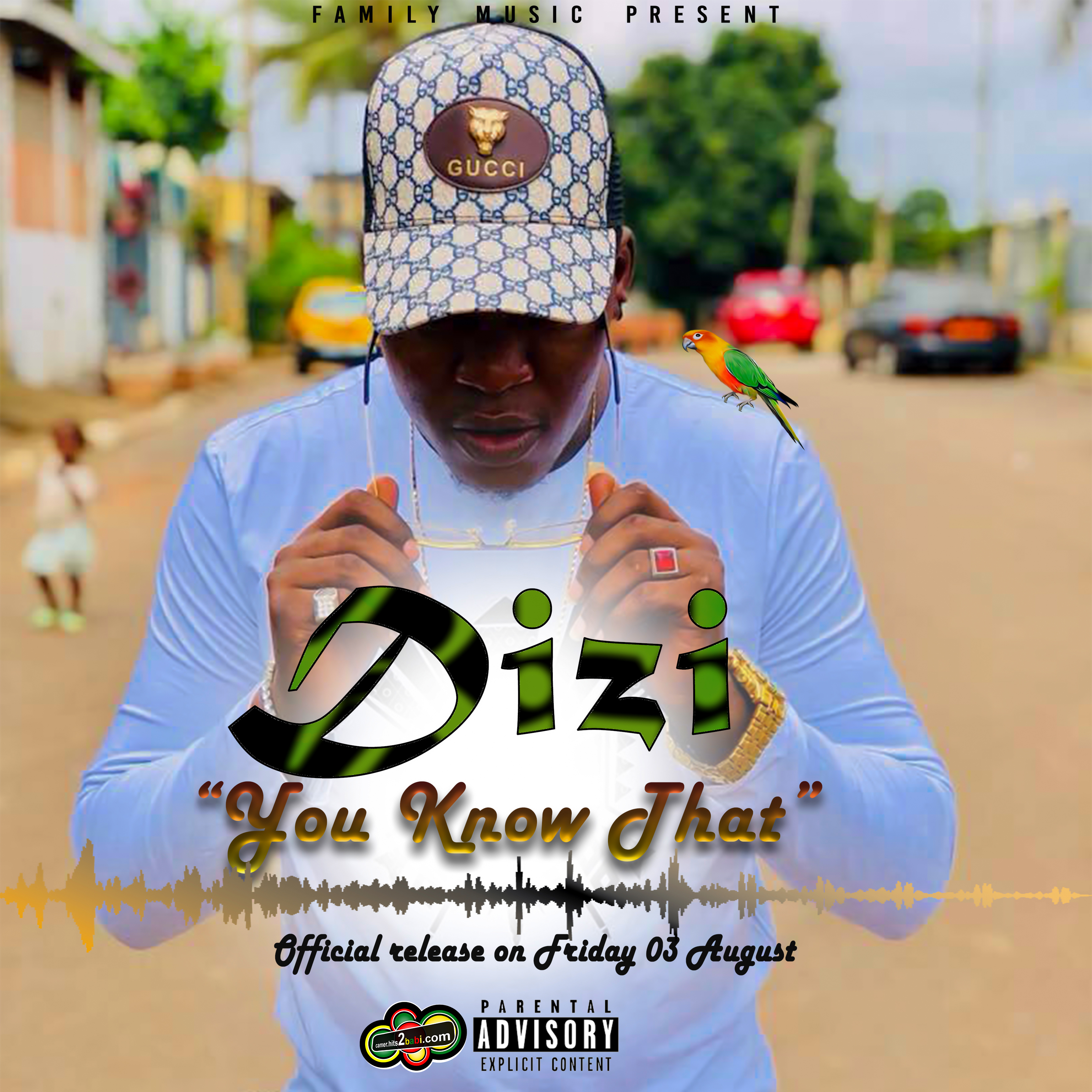 DIZI - YOU KNOW THAT