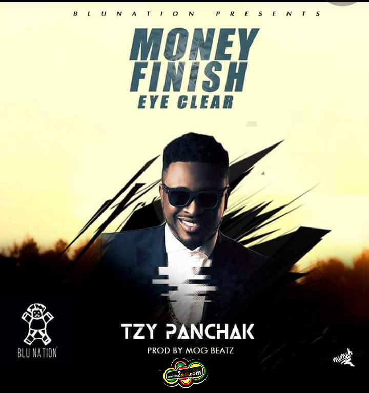 TZY PANCHAK - MONEY FINISH EYE CLEAR