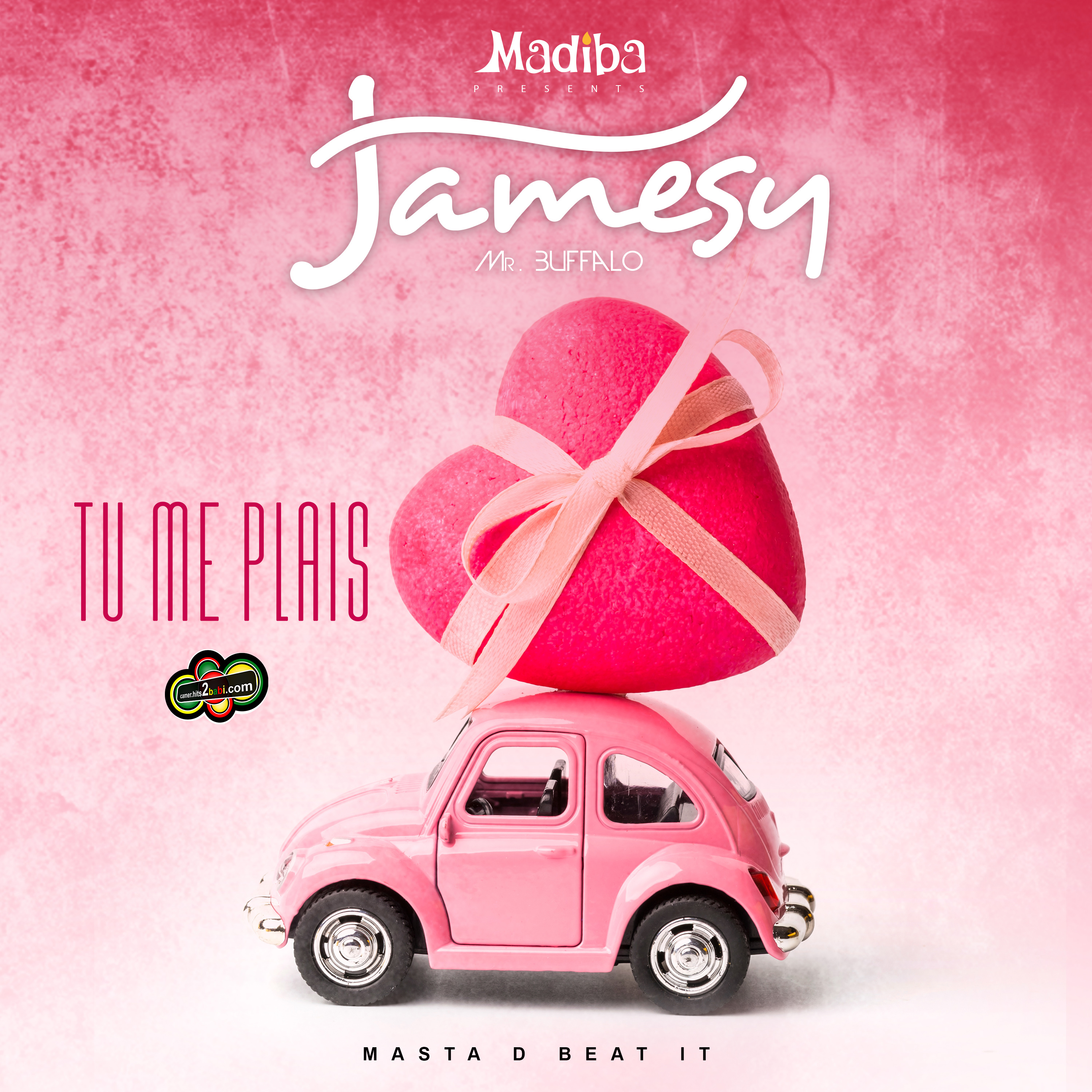 JAMESY - TU ME PLAIS