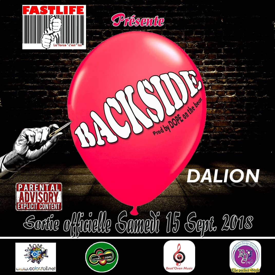 DALION - BACKSIDE