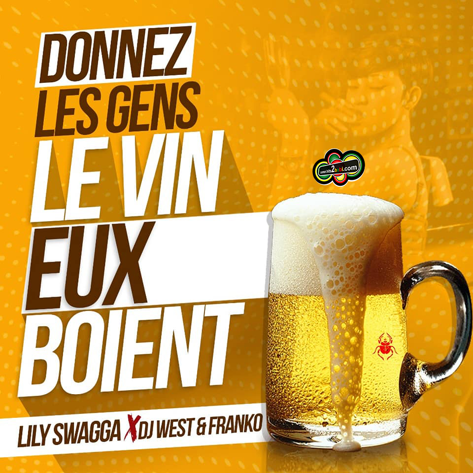 LILY SWAGGA FT DJ WEST X FRANKO - EUX BOIENT