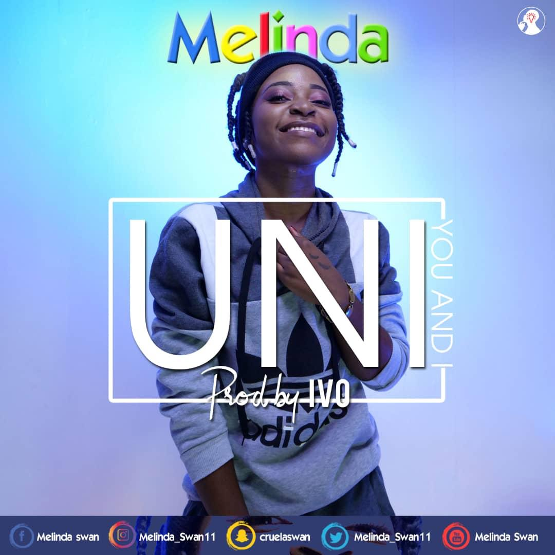 MELINDA - YOU AND I (UNI)