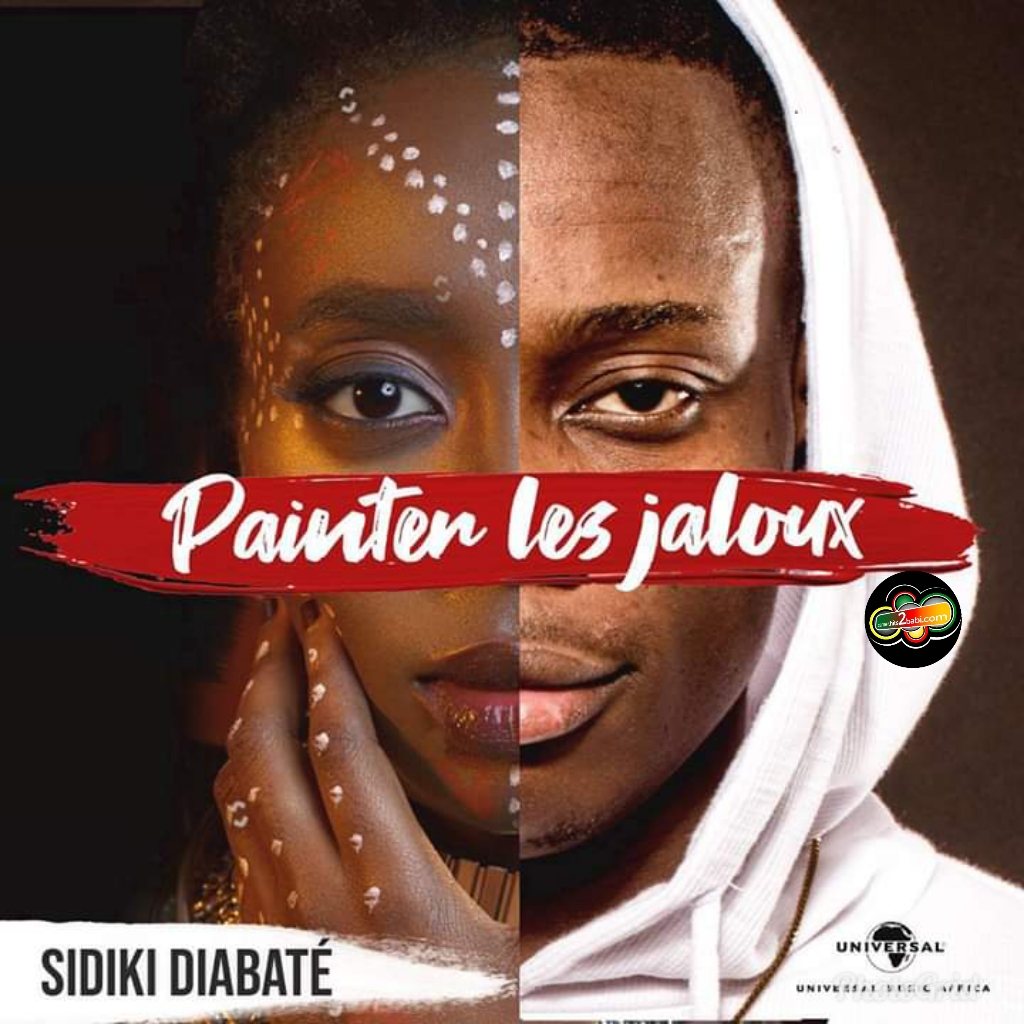 SIDIKI DIABATE - PINTRE PAINTRE PEINTRE