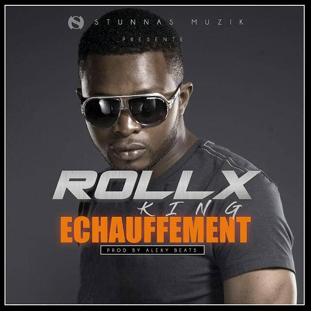 ROLLX KING - ECHAUFFEMENT (Prod By ALEXY BEATS)