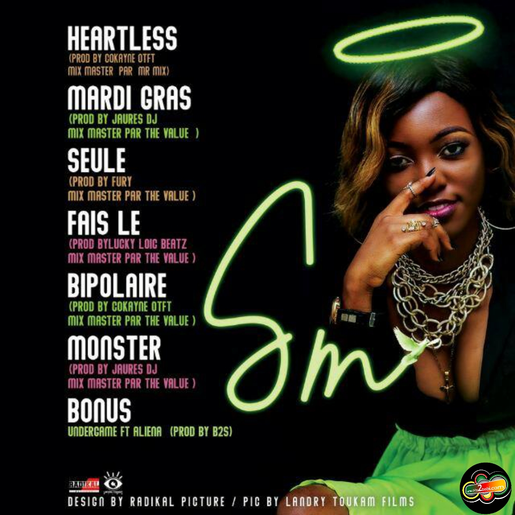 SM - MONSTER (EP - BLESSED AMONG ALL WOMEN)