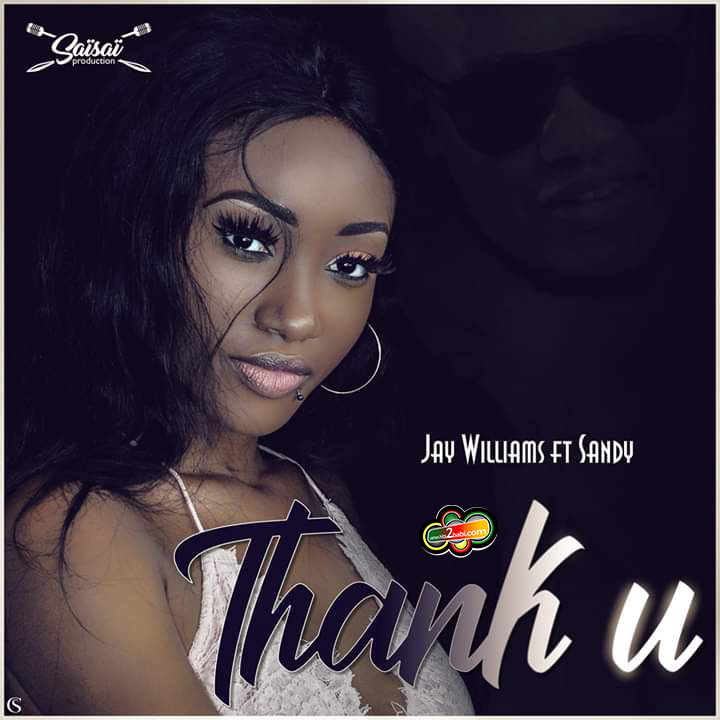 JAY WILLIAMS Ft SANDY - THANK U