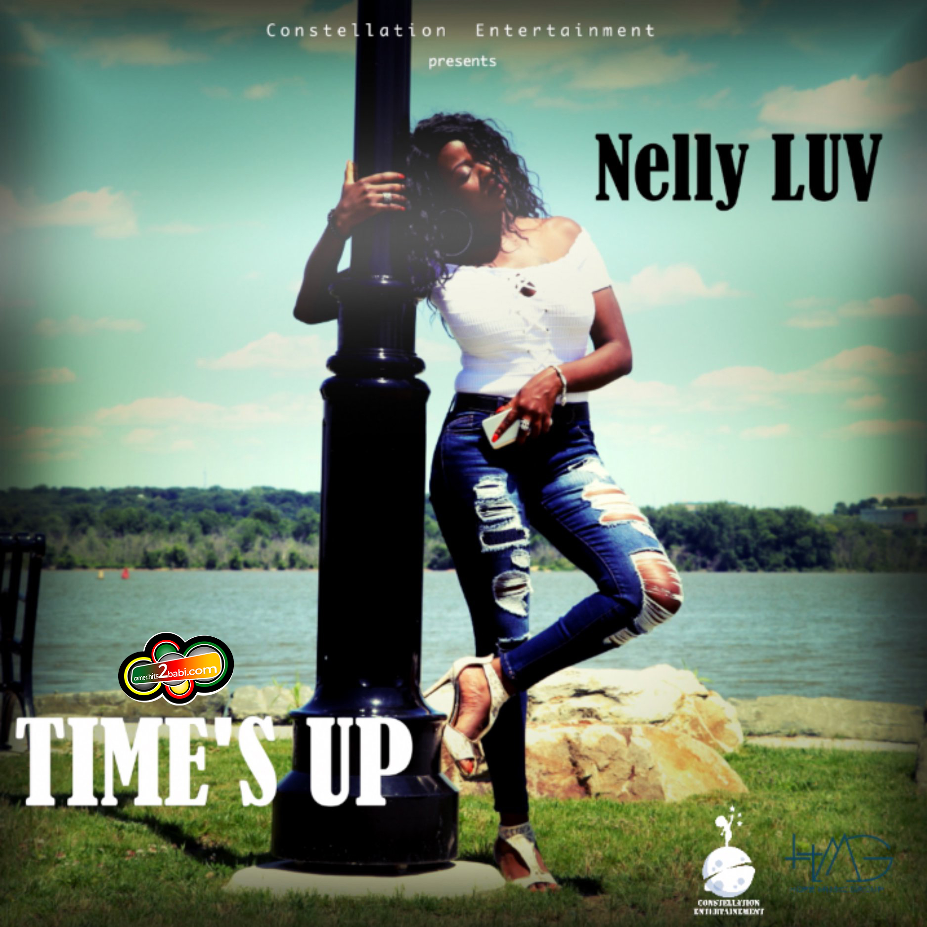 NELLY LUV - TIME'S UP