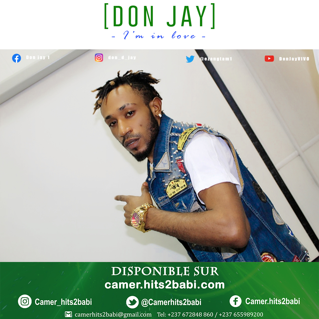 DON JAY - I'M IN LOVE