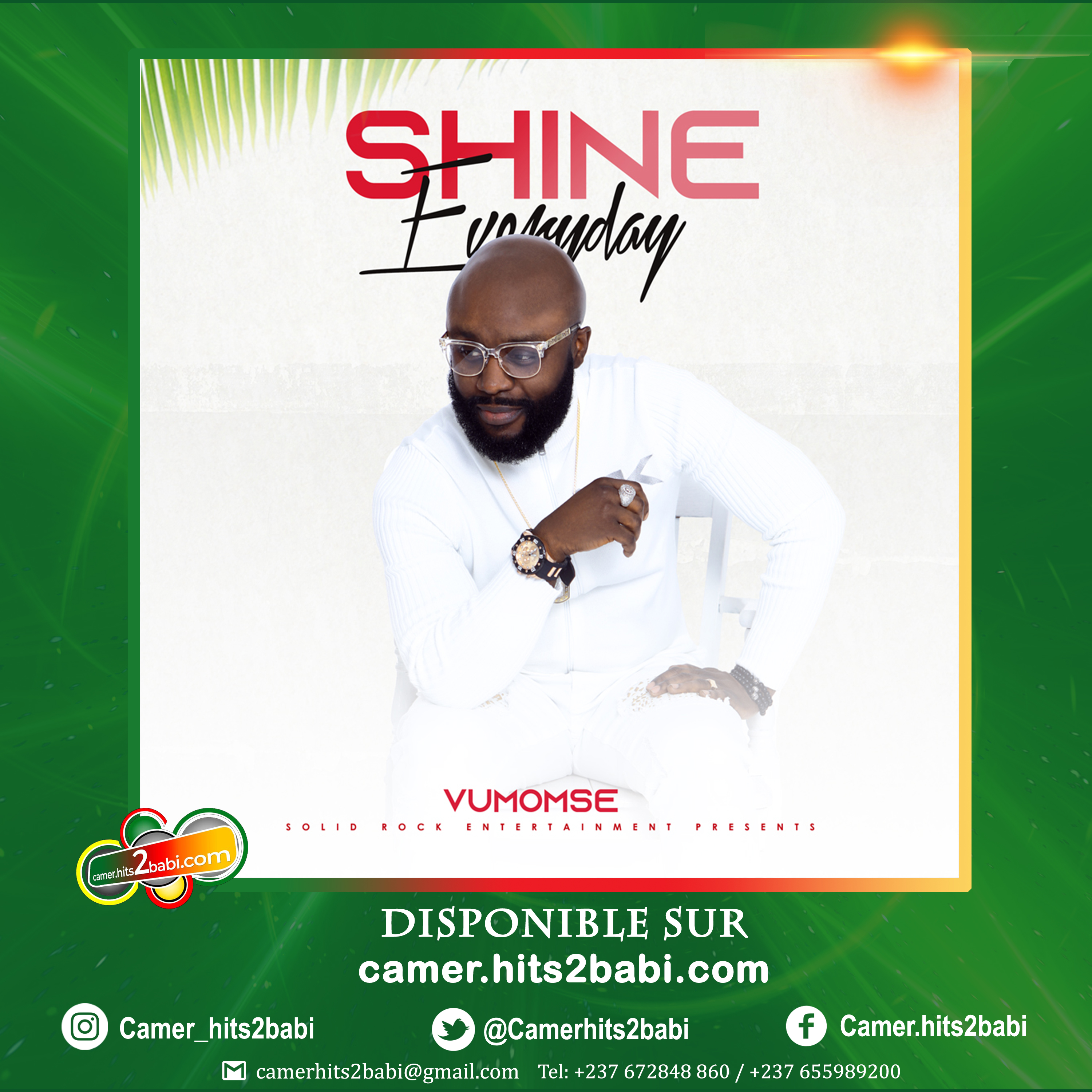 VUMOMSE - SHINE EVERYDAY