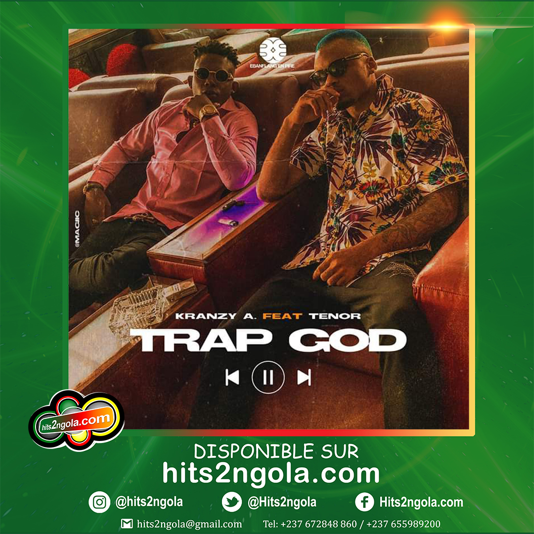 KRANZY & TENOR - TRAP GOD